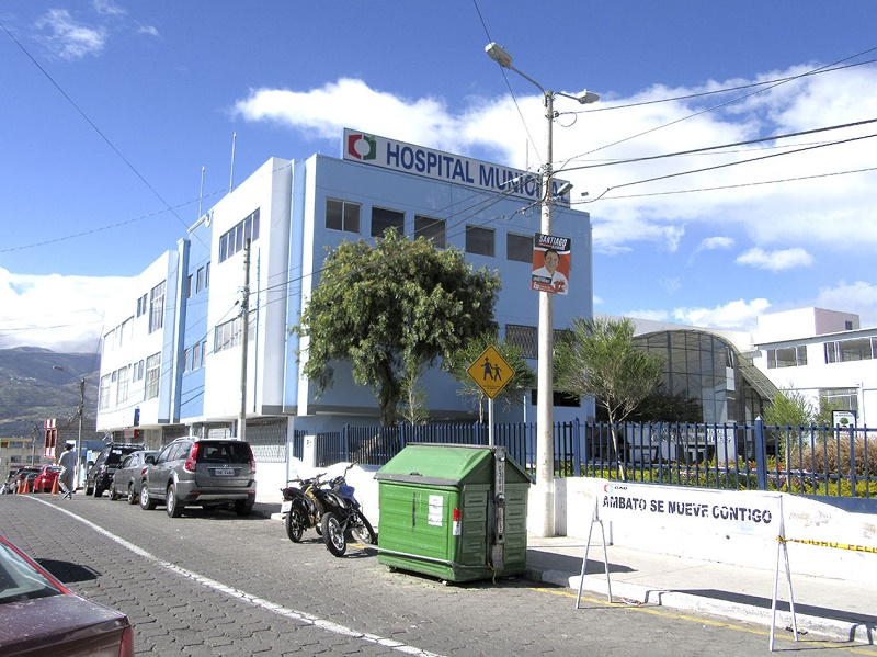 HOSPITAL MUNICIPAL CON PAQUETE ESCOLAR – Oromedios