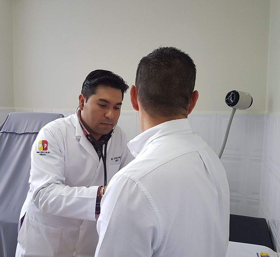 Nuevo servicio ambulatorio intensivo en Ambato