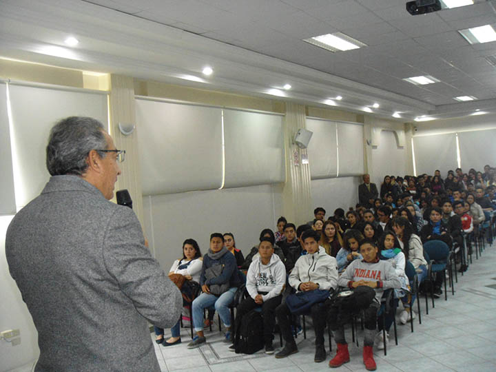 Accionar de estudiantes revela calidad educativa
